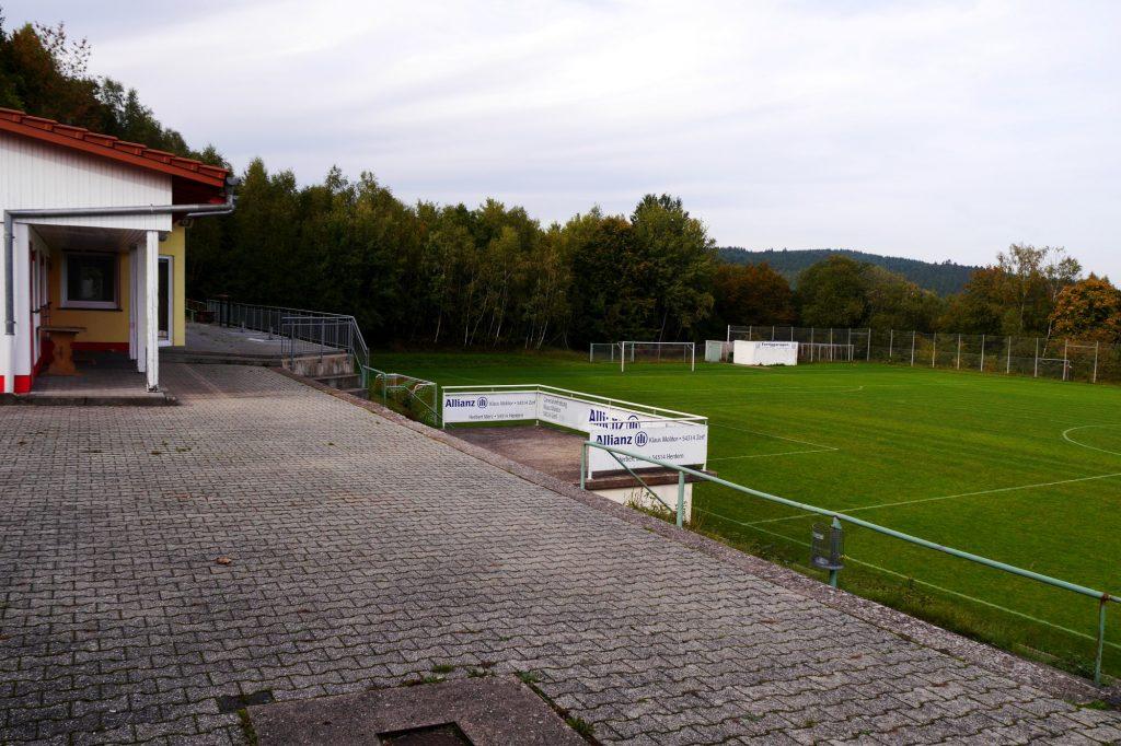Sportplatz Hentern